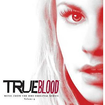 Various Artists - Various Artists: Vol. 4-True Blood [CD] USA import