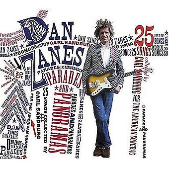Dan Zanes - Parades & Panoramas: 25 Songs Collected by Carl Sa [CD] USA import