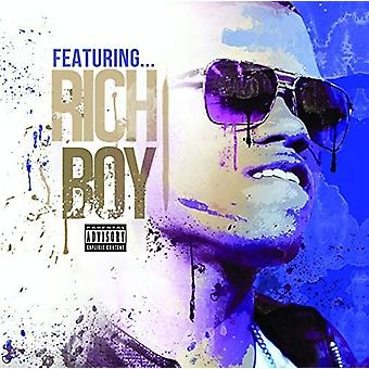 Rich Boy - Featuring [CD] USA import