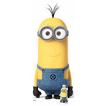 Kevin Minion from Despicable Me 3 Cardboard Cutout / Standee /  Standee / Stand up
