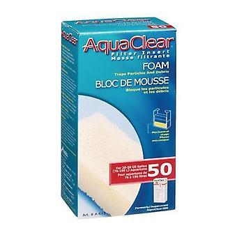 Aquaclear suodatin lisää vaahto 50
