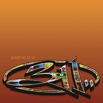 311 - greatest Hits 93-03 [vinilo] USA importar