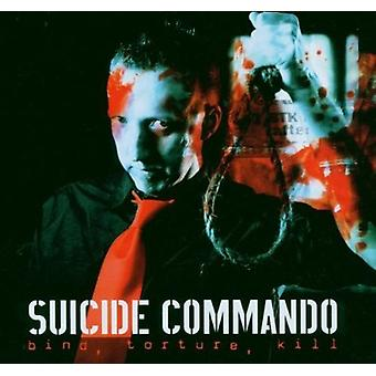 Suicide Commando - Bind Torture Kill-Box [CD] USA import
