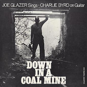 Joe Glazer - Down in a Coal Mine [CD] USA import