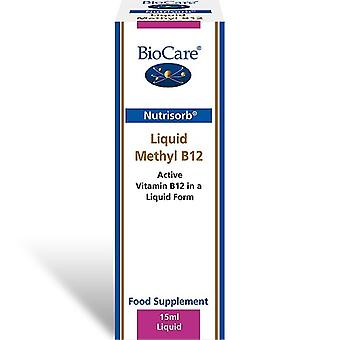 Biocare Nutrisorb Liquid Methyl B12 15ml