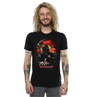 Disturbed Men's Battle Grounds T-Shirt