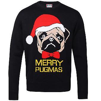 Christmas Shop vuxna Merry Pugmas bygel