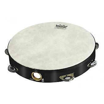 Remo TA-5108-70 Tambourine 20.3cm/8 Inch - High Pitch