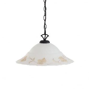 Идеальные Lux Foglia флеш потолок стекло