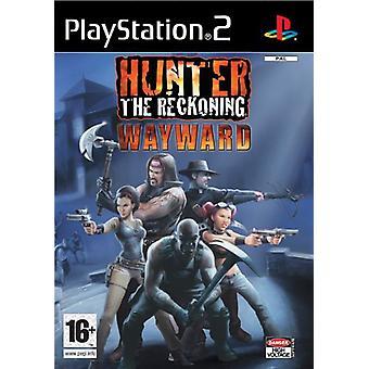 Hunter The Reckoning - Wayward (PS2) - New Factory Sealed