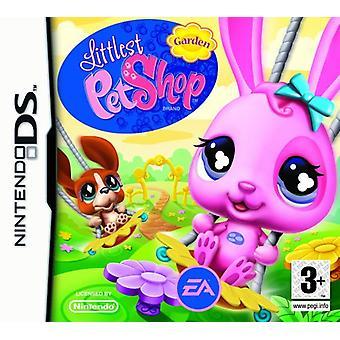 Littlest Pet Shop Garden (Nintendo DS) - Novo