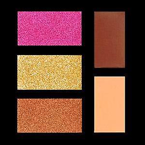 5 Colour Eyeshadow PAL 02