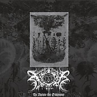 Xasthur - To Violate the Oblivious [CD] USA import