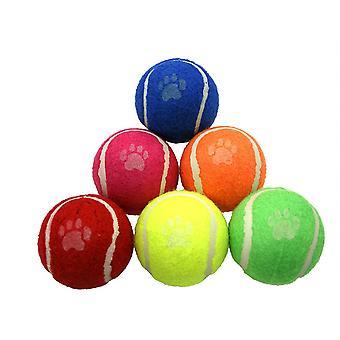 Dog Life Tennis Balls (Pack Of 6)