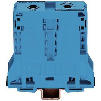 WAGO 285-194 continuïteit 25 mm Pull voorjaar configuratie: N Blue 1 PC('s)
