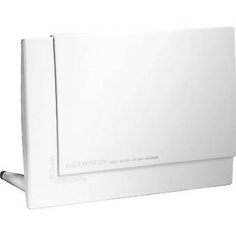 Kathrein BZD 30 DVB-T/T2 actieve Planaire antenne binnenshuis versterking: 18 dB wit