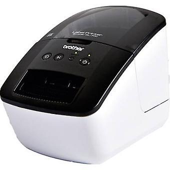 Frère QL-700 Étiquette imprimante Direct thermique 300 x 300 dpi Max. largeur de l'étiquette: 62 mm USB
