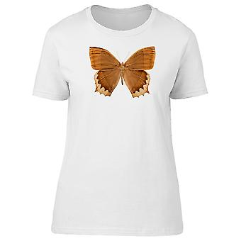 Taygetis Chrysogone Butterfly Tee femminile-immagine di Shutterstock