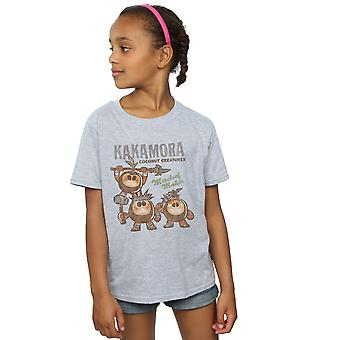 Disney Girls Moana Kakamora pahaa keittomahdollisuus t-paita
