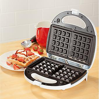 Judge Electricals, Sandwich, Grill & Waffle Maker