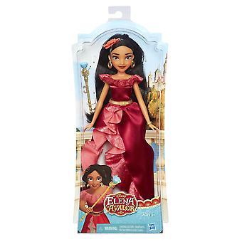 ディズニー Avalor 冒険ドレス人形のエレナ