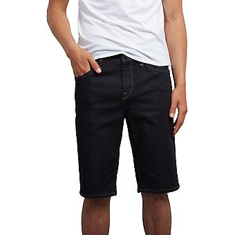 Volcom Kinkade Denim Denim Shorts in Rinse