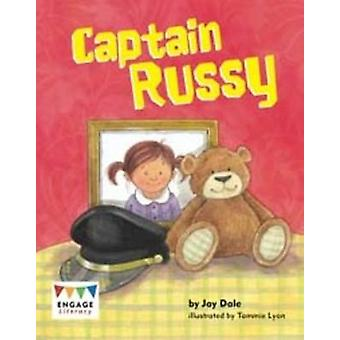 Captain Russy by Jay Dale - 9781406265088 Book