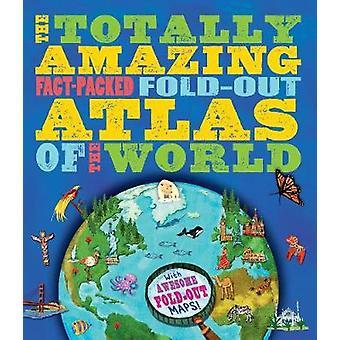 Helt fantastisk - faktum-pakket - Fold-Out Atlas af Worl af Jen