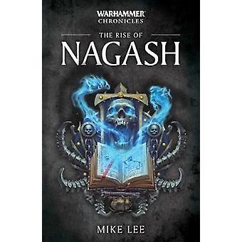 La montée de Nagash par Mike Lee - livre 9781784966188