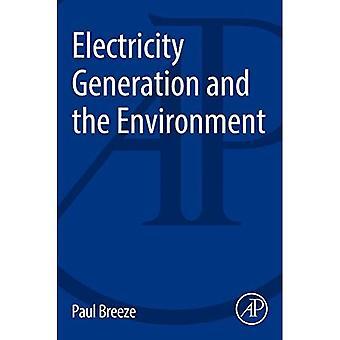 Production d'électricité et de l'environnement (la série de génération de puissance)