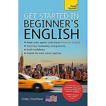 Kom igång i Nybörjarens amerikansk engelska: en kort fyra-Skill Foundation kursen EFL/ESL