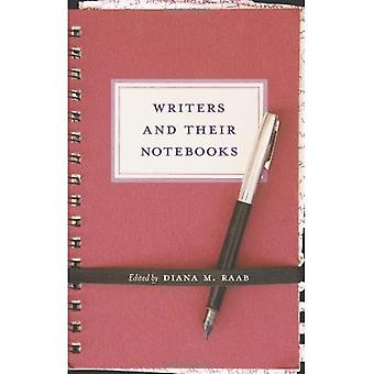 Schrijvers en hun Notebooks