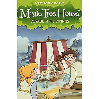 Maison de l'arbre magique 15: Voyage des Vikings
