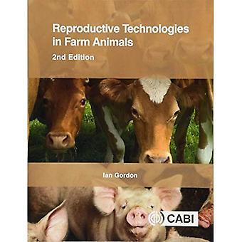 Reproduktiva tekniker i gårdens djur