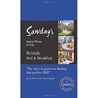 British Bed & Breakfast: posti speciali di Sawday di soggiorno (di Sawday Special Places to Stay)