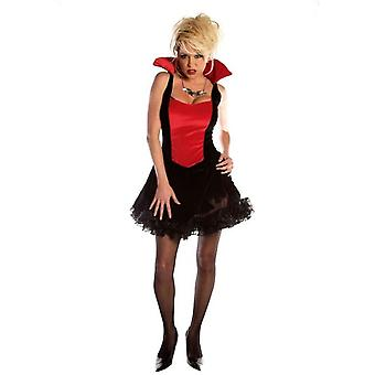 Fabulous Vampiress Women Costume