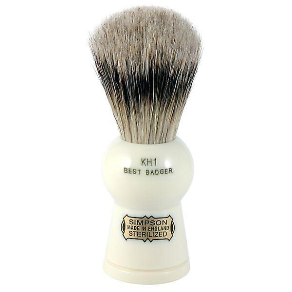عائلة سمبسون ثقب المفتاح KH1 أفضل غرير الشعر الحلاقة الفرشاة الصغيرة-العاج التقليد