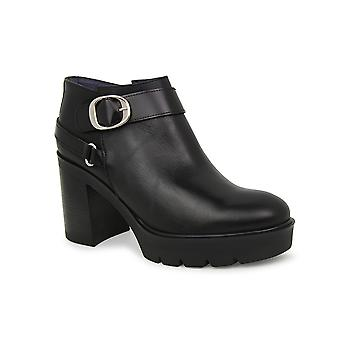 Liberitae booties booty Nelly leather black 21703339-01