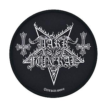 Dark Funeral Logo Woven Patch