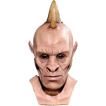 Humanocerous zmartwychwstania maski na Halloween