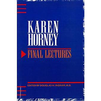 Abschließende Vorträge von Horney & Karen