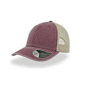 Atlantis Unisex Case Pigment Dyed 6 Panel Trucker Cap