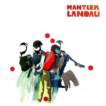 Mantler - Landau [CD] USA import