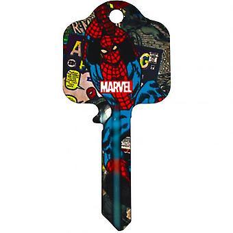 Комиксы Marvel дверь ключ человек-паук