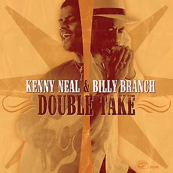 Neal/Branch - Double Take [CD] USA import