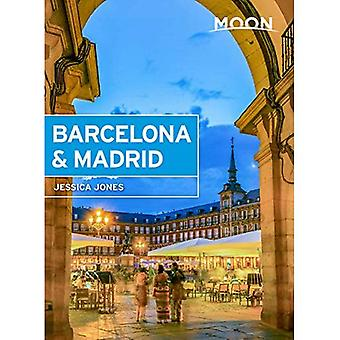 Moon Barcelona & Madrid (First Edition)