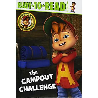 The Campout Challenge by Lauren Forte - 9780606408516 Book