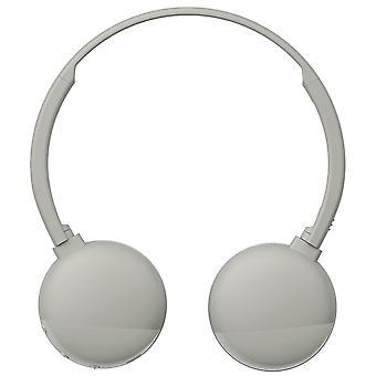 JVC B E Bluetooth On-Ear Headphones - White (Model No. HAS20BTHE)