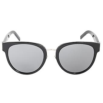 Saint Laurent SL M38/K 001 55 Cat Eye Sunglasses