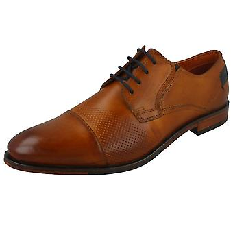 Mens Bugatti Lace Up Formal Shoes 67701